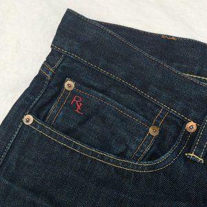 Ralph Lauren Polo Denim Holy Jeans Slim 381 35x32